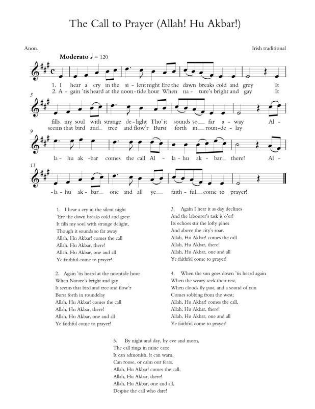 British Muslim Song – Mishkat Media